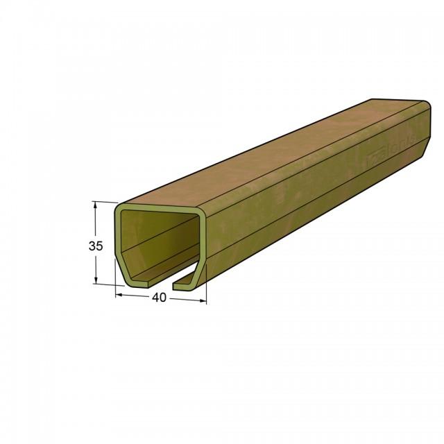 RAIL H23 40x35mm